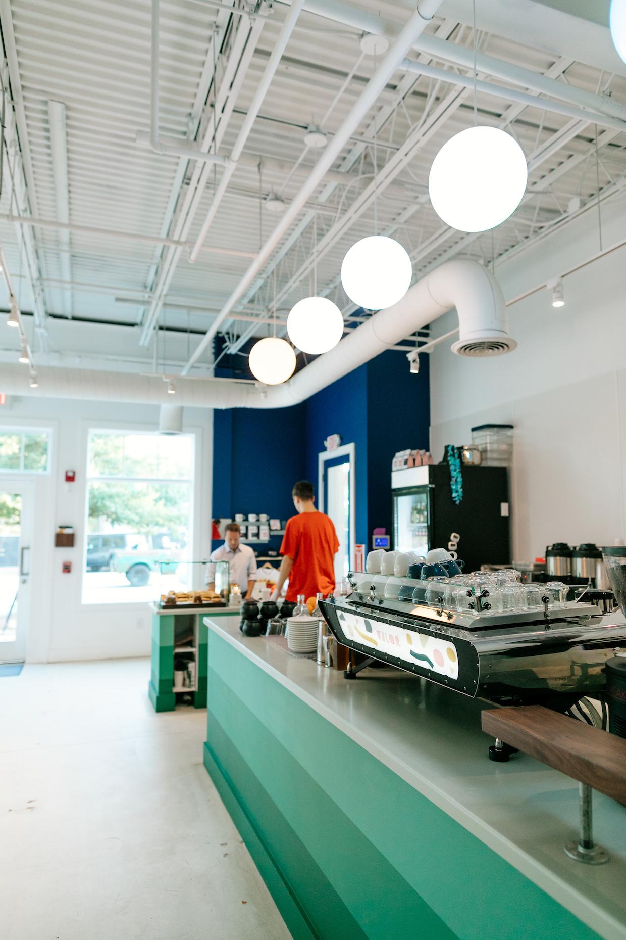 Valor Coffee bar