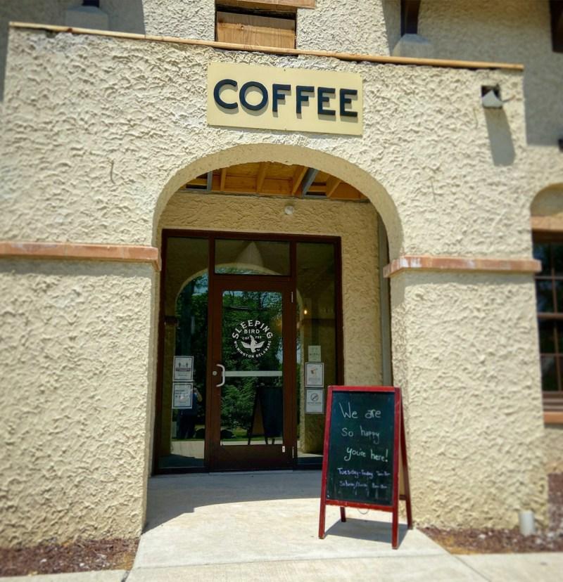 Sleeping Bird Coffee Wilmington