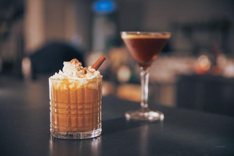 coffee cocktail.