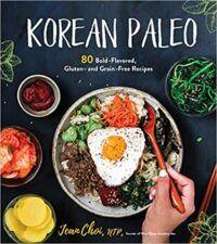 KOREAN PALEO by Jean Choi cover