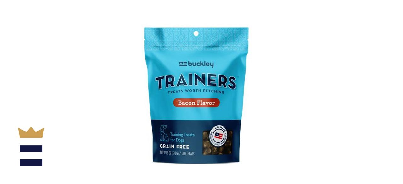 Buckley Trainers Bacon Flavor Grain-Free Dog Treats