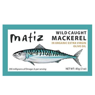 Mackerel in Extra Virgin Olive Oil