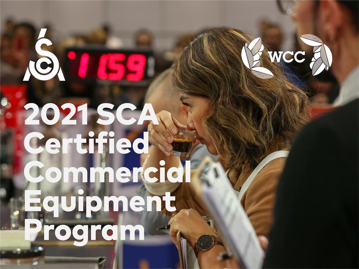 SCA Certified Equipment