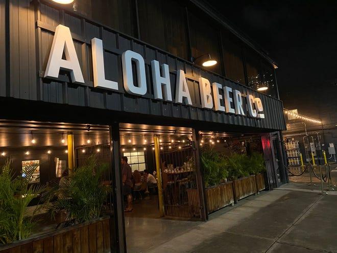 Aloha Beer Company exterior