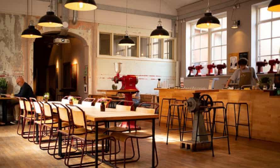 Atkinsons coffee shop
