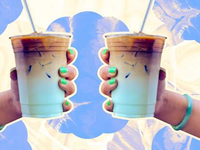 pandan latte recipe story coffee